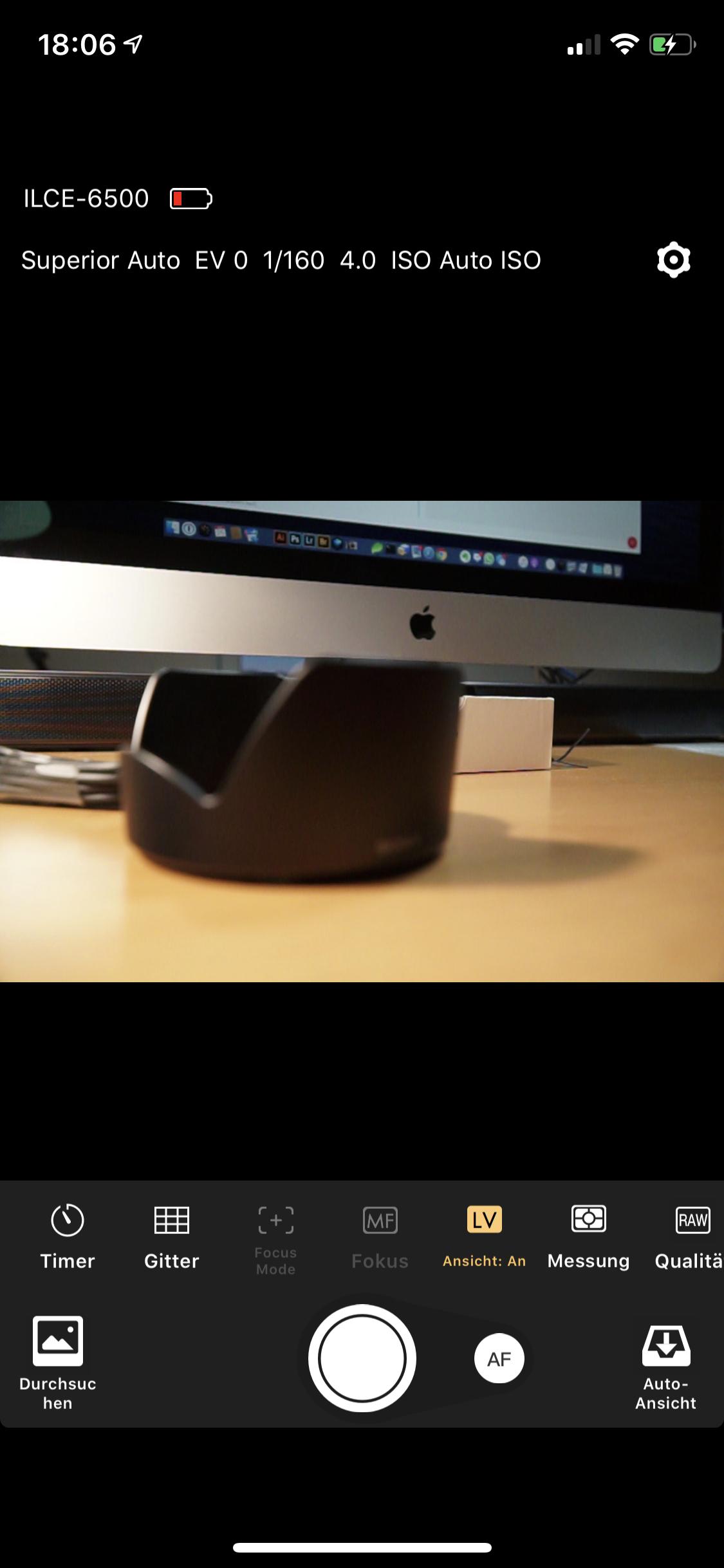 screen alpha 6500